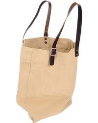 Levi's Handbag beige - Lyst
