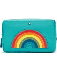 Anya Hindmarch   Rainbow Make-up Pouch   Lyst