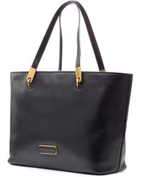 Marc By Marc Jacobs Ligero Leather Tote - Lyst