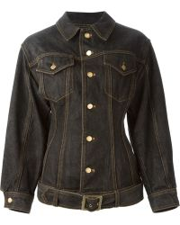 Jean Paul Gaultier Junior Gaultier Fitted Jacket - Lyst