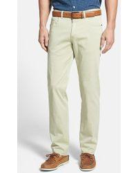 Tommy Bahama 'Venice' Five Pocket Pants green - Lyst