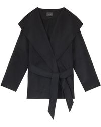 Isabel Marant Heaton Double Face Coat - Lyst
