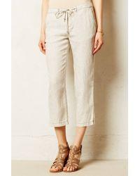 Marrakech - Paden Linen Pants - Lyst