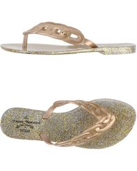 Vivienne Westwood Anglomania Thong Sandal - Lyst