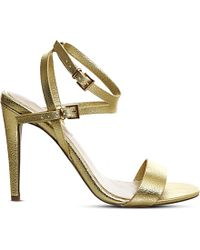 Office | Tiny Single Sole Heeled Sandals | Lyst
