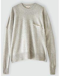 Demy Lee Bennie Pocket Pullover - Lyst