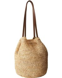Hat Attack Slouchy Hobo - Lyst