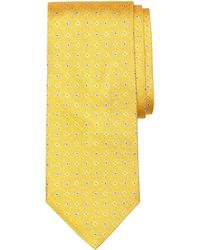 Brooks Brothers Flower And Pine Tie - Lyst