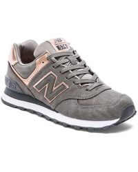 New Balance 574 Precious Metals Collection Sneaker - Lyst