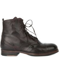 Fiorentini + Baker Gol Washed Boots - Lyst