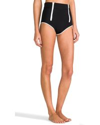 This Is A Love Song - Time Frame Bikini in Black - Lyst