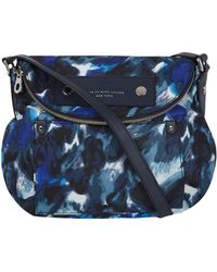Marc By Marc Jacobs Blue Preppy Natasha Bag - Lyst