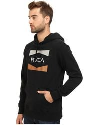RVCA Nation Hoodie - Lyst