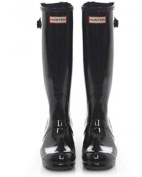 Hunter Original Gloss Wellies - Lyst