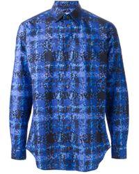 Vivienne Westwood Crystallised Print Shirt - Lyst