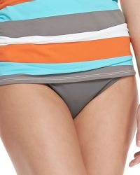 Tommy Bahama Pearl Solids Hipster Swim Bottoms - Lyst