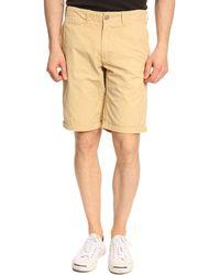 Woolrich Sand Shorts - Lyst