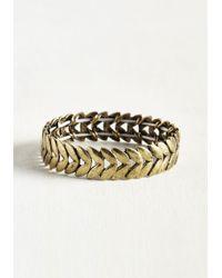 Ana Accessories Inc - Wreath The Rewards Bracelet - Lyst