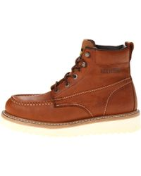 Wolverine Moc Toe Wedge - Lyst