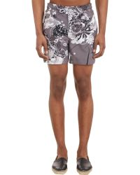 Rag & Bone - Thomson Swim Trunks - Lyst