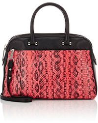 MILLY - Mercer Medium Satchel - Lyst