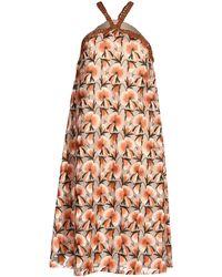 Thakoon Kneelength Dress - Lyst