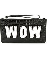 Moschino Cheap & Chic Wow Clutch - Lyst