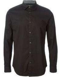 Diesel Black S-toki Shirt - Lyst