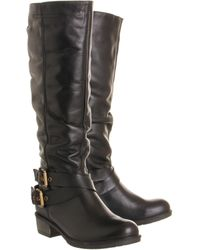Office Nifty Buckle Knee Boot - Lyst