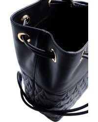 Reece Hudson | Medium Leather Bag | Lyst