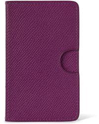hermes Porquerolles anemone purple