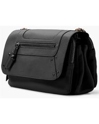 Mango - Stud Detail Across Body Bag - Lyst