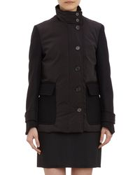Derek Lam Combo Downfilled Jacket - Lyst
