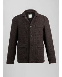 Billy Reid Perrin Slouchy Jacket - Lyst