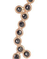 Lito - Yves 18karat Rose Gold Diamond Earrings - Lyst