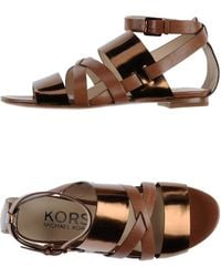Kors By Michael Kors Sandals - Lyst