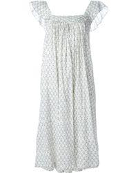 Laurence Doligé - Flutter Strap Dress - Lyst