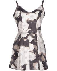 Hanita   Short Dress   Lyst
