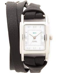 La Mer Collections - Italian Wrap Watch - Lyst