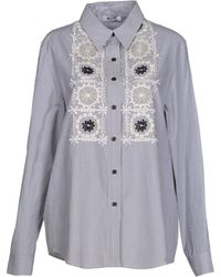 Moschino Cheap & Chic Shirt - Lyst