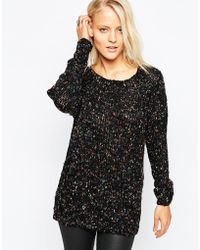 AX Paris - Jumper In Speckle Knit - Lyst