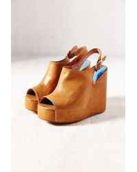 Jeffrey Campbell Smug Wedge - Lyst