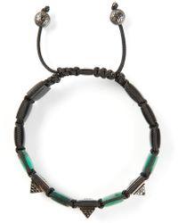 Shamballa Jewels - Diamond Embellished Bracelet - Lyst