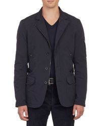 Ralph Lauren Black Label Techfabric Field Jacket - Lyst