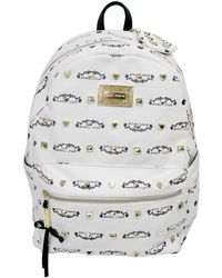 Betsey Johnson Studded Mini Backpack - Lyst