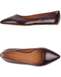 Common Projects Ballet Flats - Lyst