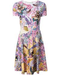 Mary Katrantzou 'Seride' Dress - Lyst