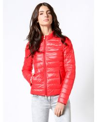 Patrizia Pepe Ultralight And Slim Down Jacket - Lyst