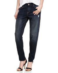 Fade To Blue Best Friend Studded Jeans - Lyst