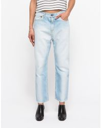 Need Supply Co. Extreme Wide Leg In Powder blue - Lyst